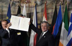 A 60 ans, l'UE s'engage pour un avenir commun, malgré un douloureux divorce