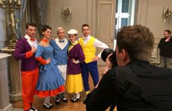 Loïc Nottet et Mary Poppins !