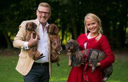 Maureen et Gérald révèlent leur amour pour leurs chiens