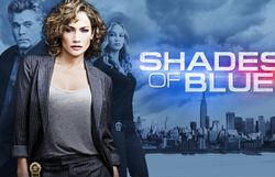 """Jennifer Lopez impressionante dans votre nouvelle série """"Shade of Blue"""""""