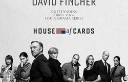 House of Cards, Big Bang Theory et Nurse Jackie récompensées aux Emmy Awards