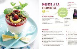 MOUSSE A LA FRAMBOISE