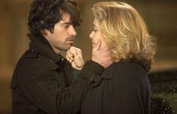 Romain Duris et Catherine Deneuve