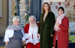 """""""Joséphine, ange-gardien"""" accueille Sandrine Quétier pour un épisode """"spécial Noël"""" !"""