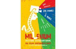 Le Festival Millenium (24/03 > 2/04)