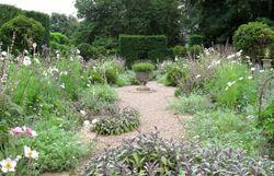Un des plus beaux jardins d'Angleterre : Cothay Manor, dans le Dorset