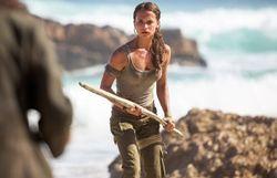 Alicia Vikander, nouveau visage de l'héroîne après Angelina Jolie