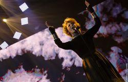 Romane reprend 'Freedom', la chanson phare du film 'Django Unchained'