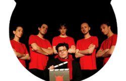 2 x 2 places à remporter pour le spectacle Studio Impro à l'Os à Moelle le jeudi 25 janvier à Schaerbeek