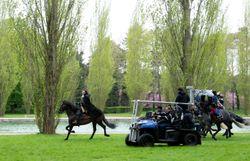 """Parfum de belgitude pour la série """"Versailles"""""""