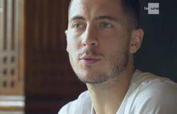"""Eden Hazard : """"il n'y a pas que le foot dans la vie"""""""
