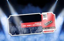 CONCOURS The Voice Belgique : remportez les dernières places du Live 2