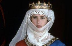 Princesse Isabelle sous le charme de Mel Gibson dans Braveheart.