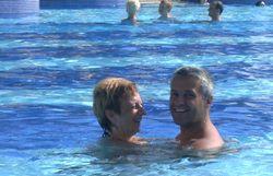 Karine et Claudio : 11 ans de mariage
