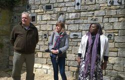 Les Ambassadeurs à Comblain-au-Pont, au confluent de l'Ourthe et de l'Amblève