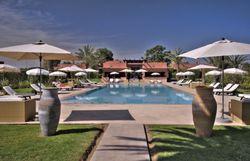 Domaine des Remparts : Hôtel Spa 5 étoiles à Marrakech