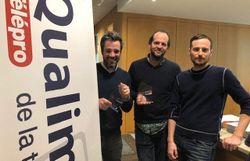 Les programmes de la RTBF récompensés au Qualimat de la télévision !