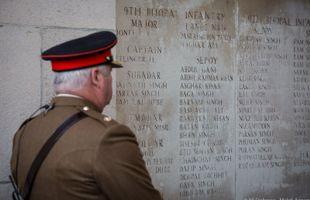 100 ans de la Bataille de Passendale/Passchendaele 1917 : Une immense émotion à la Porte de Menin