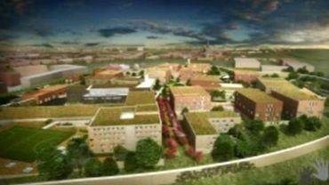 En mai, une quinzaine de personnes se sont introduites dans les locaux de la Régie des bâtiments et y ont détruit la maquette de la prison de Haren.