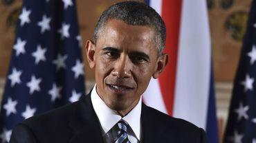 """Barack Obama a souligné la nécessité """"de respecter l'égalité des droits de toutes les personnes, indépendamment de l'orientation sexuelle""""."""