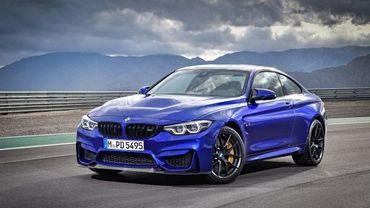 BMW rend la M4 encore plus rapide