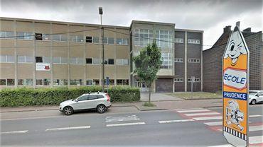 L'école de Baume à La Louvière
