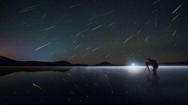 5200 tonnes de poussières extraterrestres tombent sur Terre chaque année