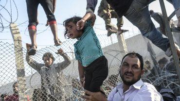 A l'image des réfugiés, la communauté internationale s' est empêtrée dans le conflit syrien
