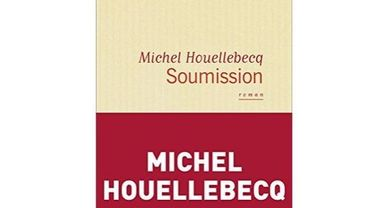 """""""Soumission"""", de Michel Houellebecq, aux éditions Flammarion"""