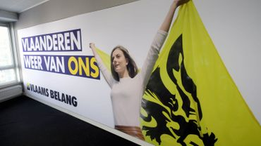 Comparution immédiate pour un conseiller communal du Vlaams Belang à Courtrai
