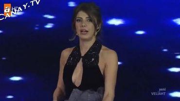 La présentatrice Gözde Kansu a été licenciée