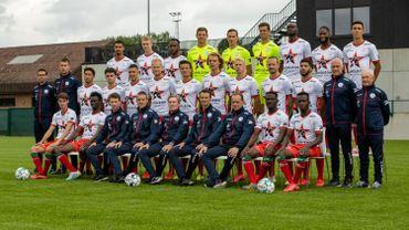 Le match amical contre La Gantoise de ce samedi est maintenu