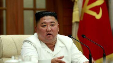 Le dirigeant nord-coréen.