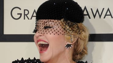 Madonna fait partie des stars reproduites en cire dans le musée