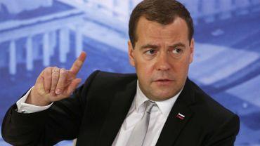 La Russie interdit les produits alimentaires venant d'Europe et des USA