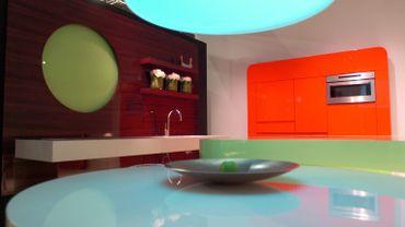 L'aparthotel offre les commodités d'un appartement et les avantages d'un hôtel, comme une location possible à la nuitée