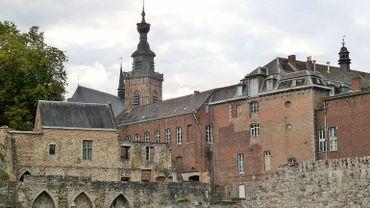 Les Anciens remparts de Binche sont un monument d'architecture militaire de Belgique relevant du Patrimoine majeur de Wallonie.
