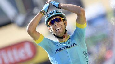 Deux ans de plus pour l'Espagnol Omar Fraile chez Astana
