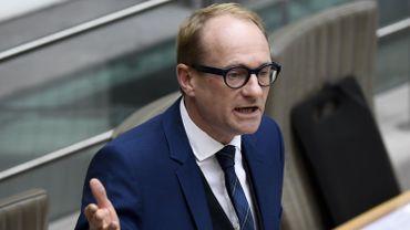 Le ministre flamand de la Mobilité Ben Weyts