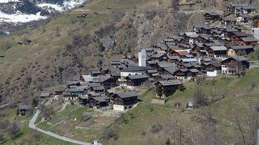 Albinen est une commune suisse du canton du Valais.