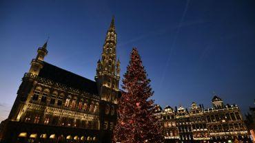 La grand-place de Bruxelles, l'un des symboles de la capitale.
