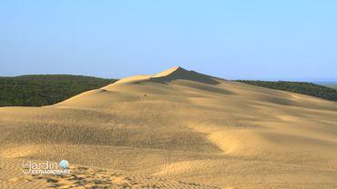La dune du Pilat, la plus haute d'Europe