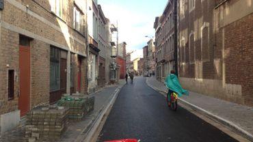Liège: les travaux du quartier Saint-Léonard s'achèvent