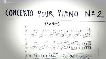Concerto pour piano n.2 de Brahms