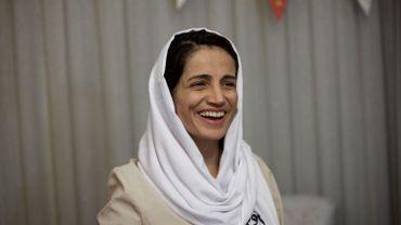 La militante anti-voile Nasrin Sotoudeh récompensée à Bruxelles du prix Ludovic Trarieux
