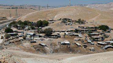 Israélien va démolir un village bédouin emblématique