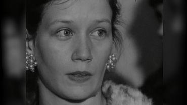 Edith Volckaert en 1971