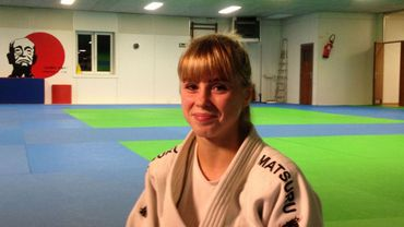 Loïs Petit sacrée championne d'Europe juniore