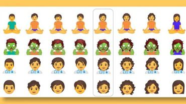 Google propose désormais 53 emojis moins marqués par les genres.