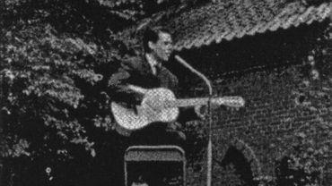 Brel à Uccle Mai 1959